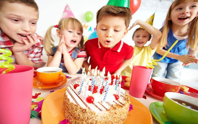 Wymarzone urodziny dla chłopca i dziewczynki