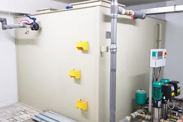 zbiorniki rezerwowe wody pitnej