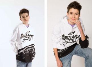 bluza dla chłopaka