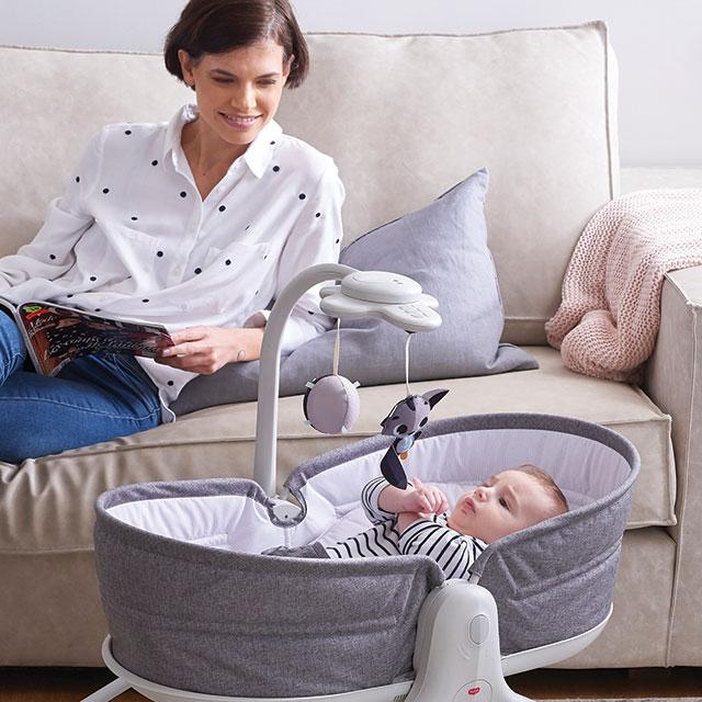 Jak wybrać leżaczek dla dziecka