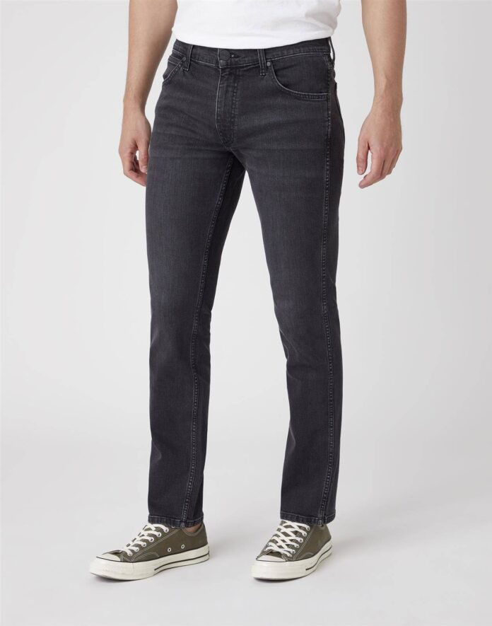 jeansy czarne męskie