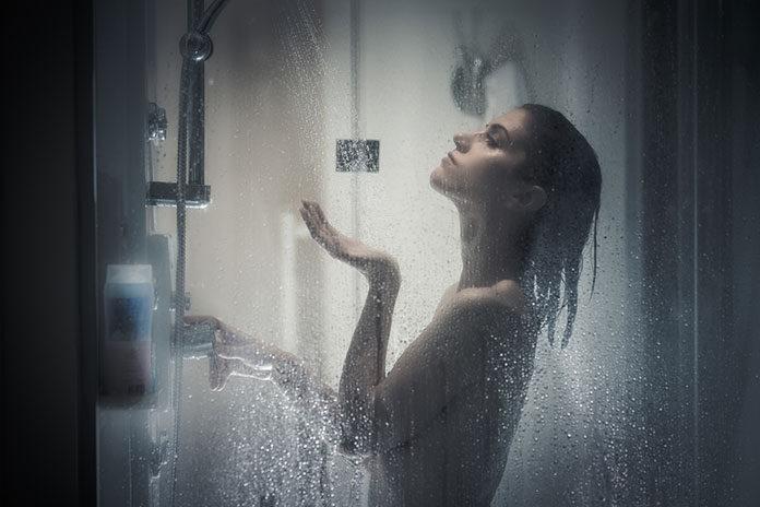 Kolumna prysznicowa z termostatem