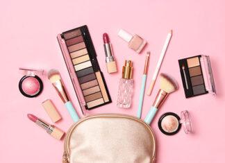 Zestaw do makijażu dla początkujących