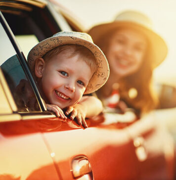 Podróż z dzieckiem