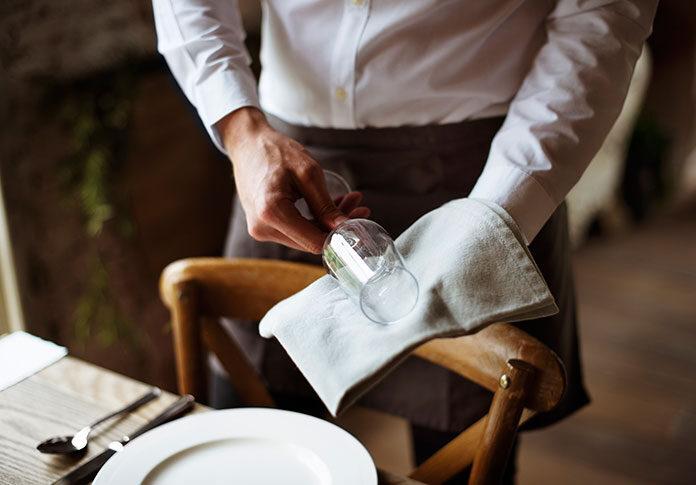 Serwetki papierowe do restauracji
