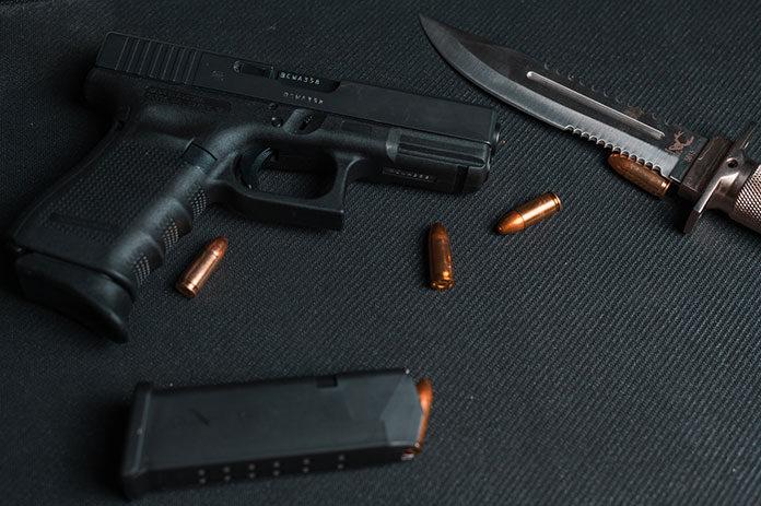 Posiadanie broni i jej dystrybucja