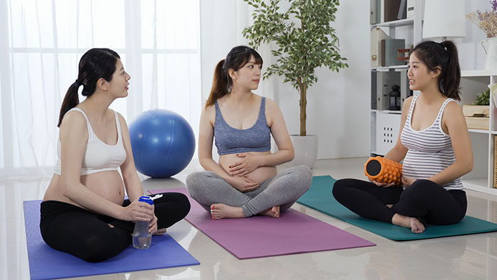 Jak przygotować się do porodu