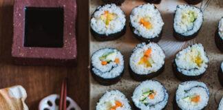 Skąd pochodzi sushi
