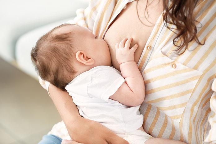 Suplementy podczas karmienia piersią