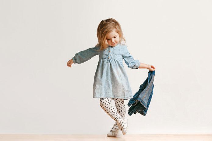 suknie dla dziewczynek